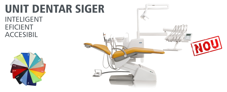 Unit dentar Siger