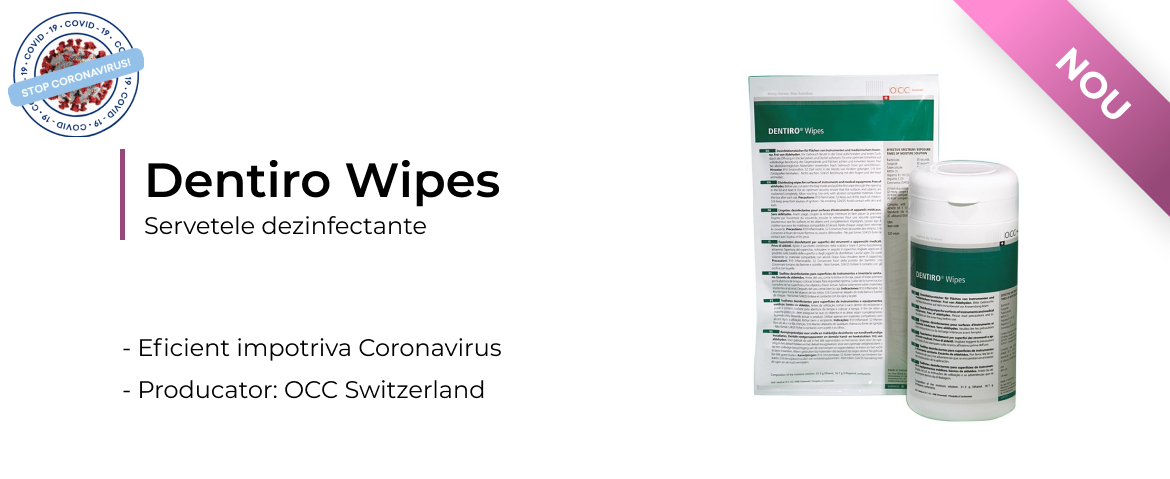Dentiro Wipes